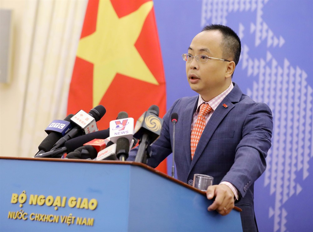Việt Nam resolutely rejects Chinas unilateral fishing ban: Vice Spokesperson