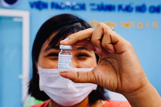 European US business executives in VN urge faster COVID vaccination