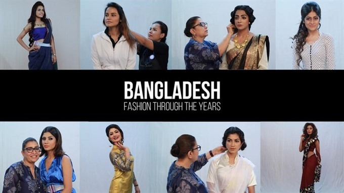 Bangladesh Fashion Through the Years