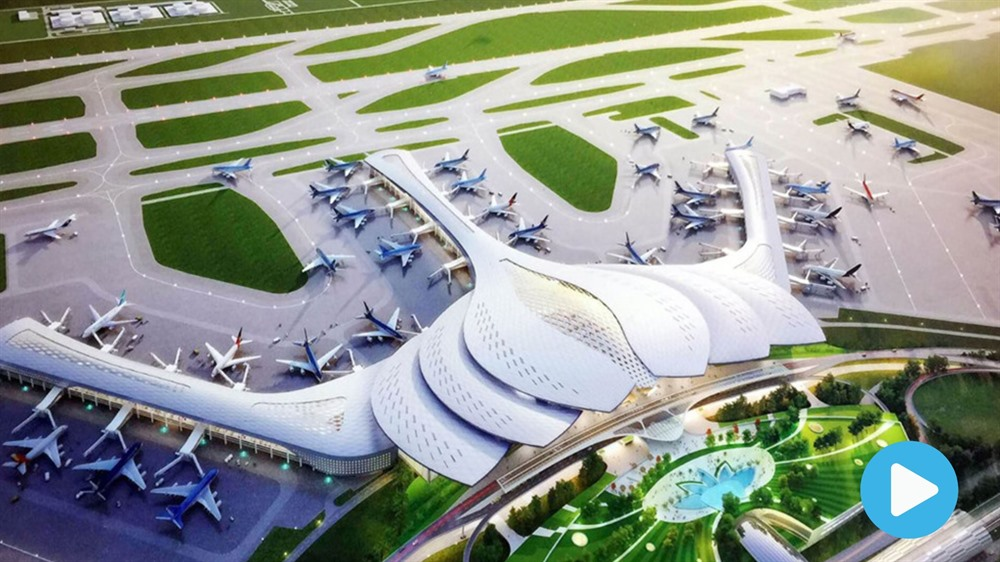 Long Thành international airport will operate by 2025: transport minister