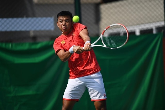 Nam wins historic SEA Games tennis gold