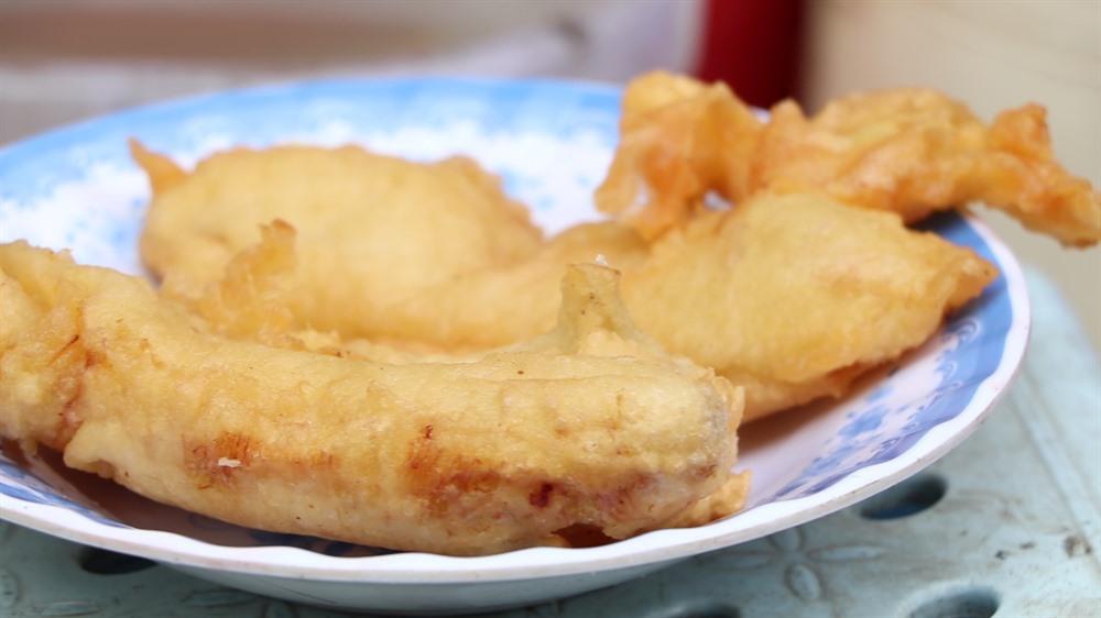Nom nom Vietnam - Episode 22: Banana pancake