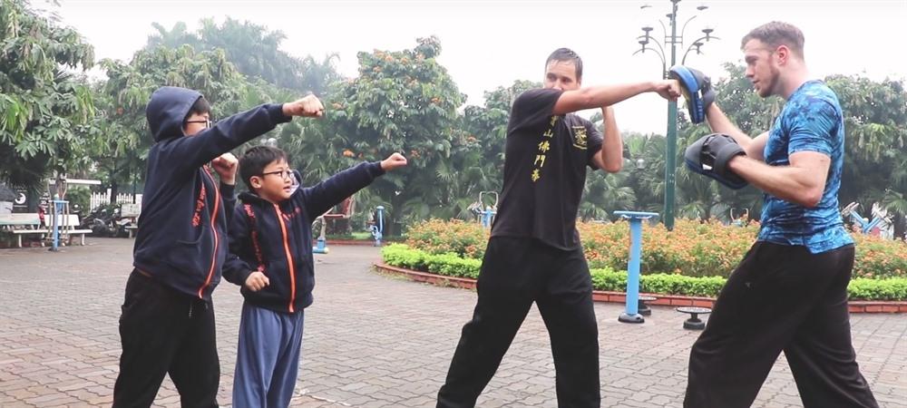 More than just martial arts
