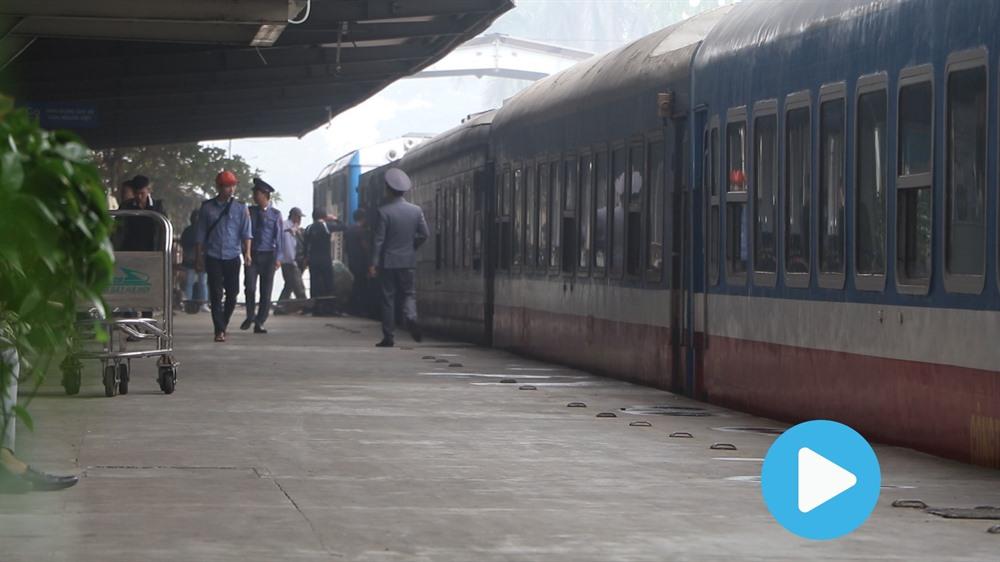 Tips for Tết train travel