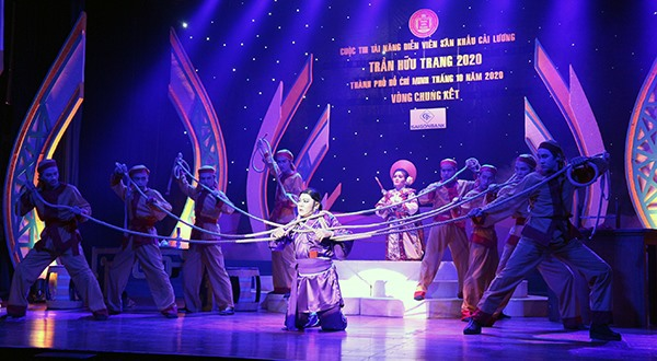 National cải lương contest presents eight gold medals
