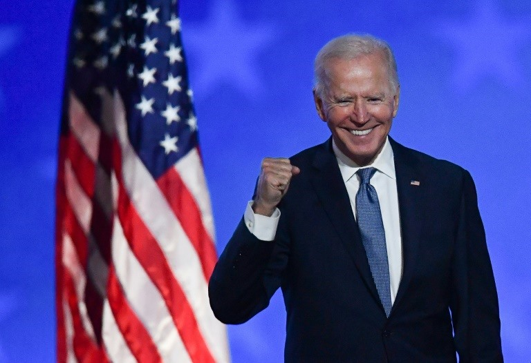 Biden wins White House ending Trump presidency