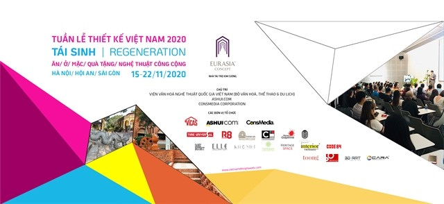 Designed by Vietnam 2020 contest opens online voting