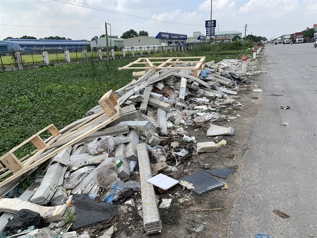 Construction waste should be recycled: experts