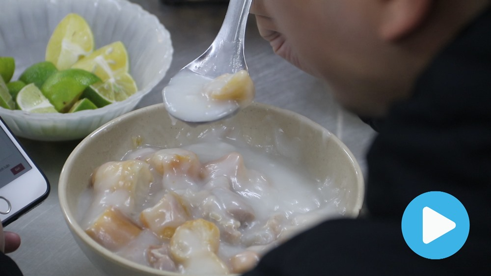 Nom nom Vietnam - Episode 33: Pork ribs porridge