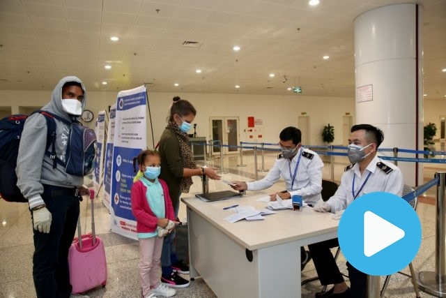 All citizens foreigners living in Việt Nam advised to provide health declarations