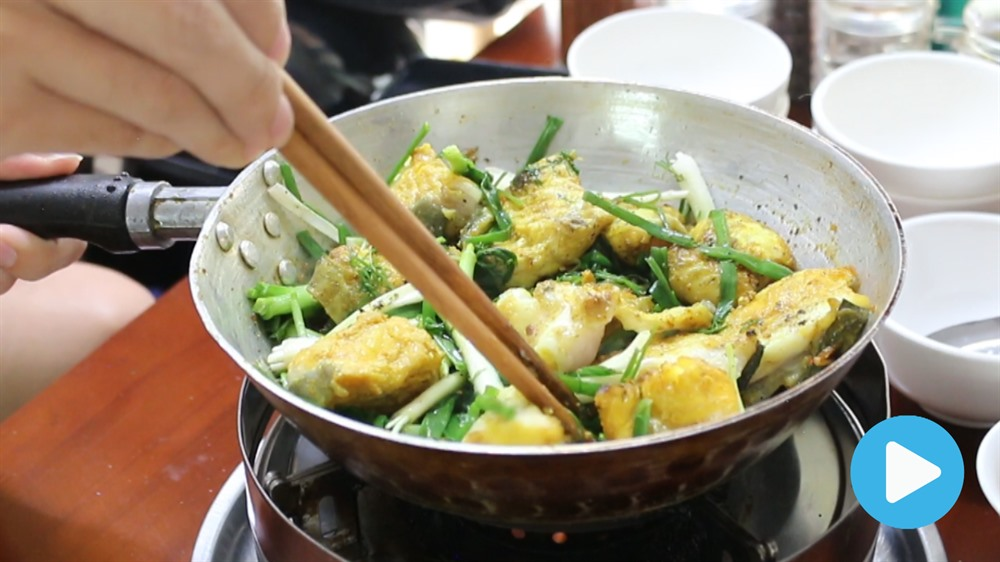 Nom nom Vietnam - Episode 35: Vietnamese grilled fish
