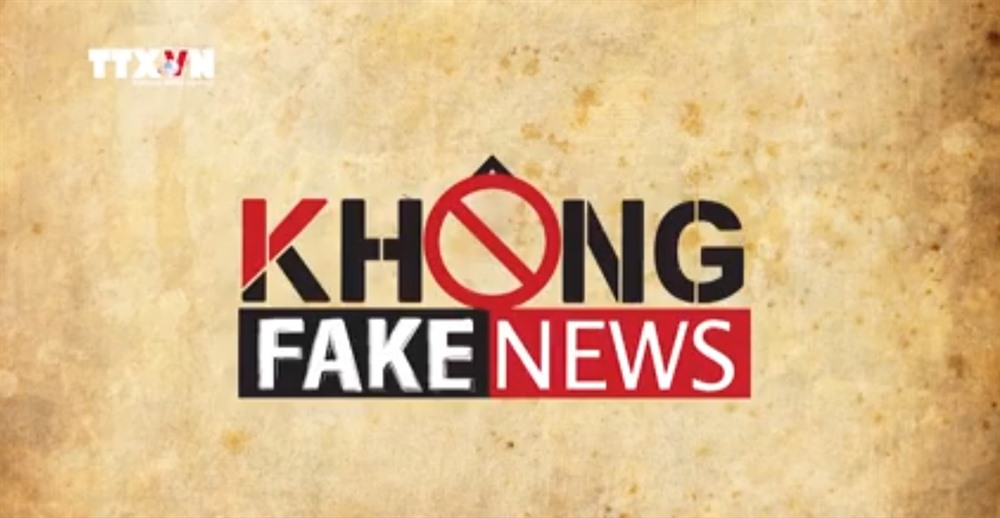 Say NO to fake news