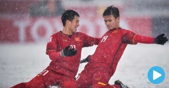 Best goals of Vietnam football team