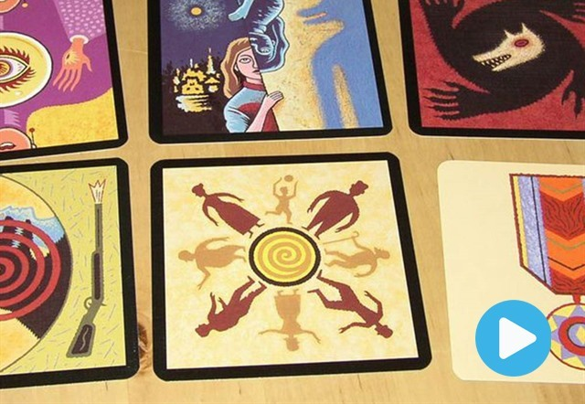 5 board games to throw your boredom away