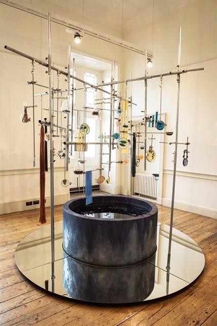 Exhibition features London Design Biennale artwork by designers