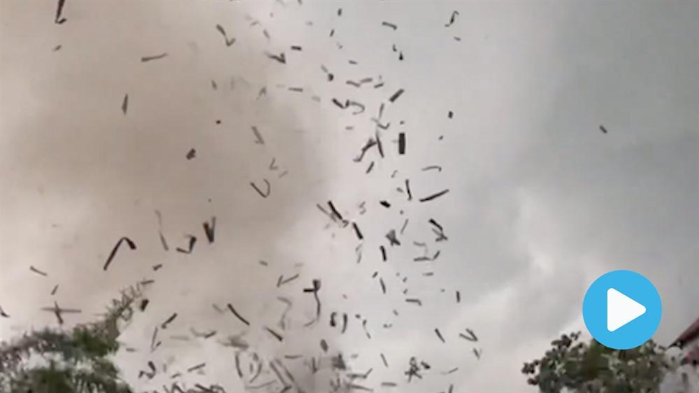 Three die 18 injured after bad weather strikes
