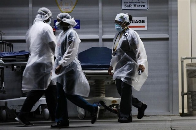 US approaching 2 million coronavirus cases: Johns Hopkins