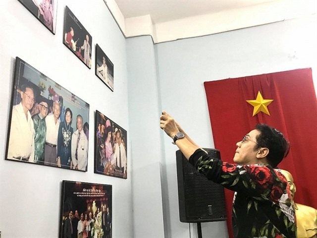 Photo exhibition features the art of cải lương