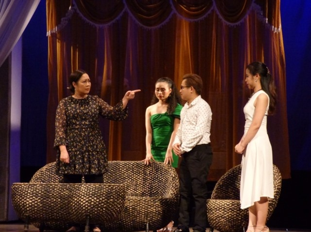 Phú Nhuận Drama Troupe restages its hit on love after social distancing