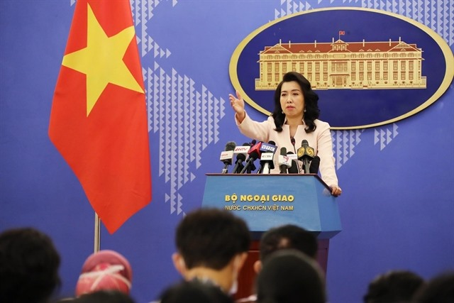 Việt Nam condemns Chinas illegal moves confirms respect for international law in South China Sea