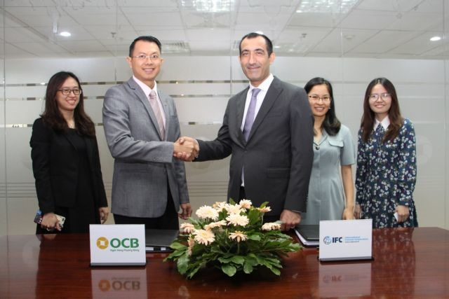 OCB gets loan from Work Bank affiliate to support small businesses