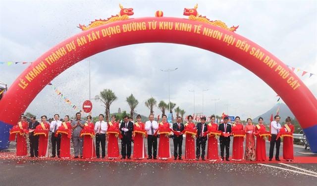 Deputy PM attends groundbreaking ceremony of Becamex VSIP Bình Định industrial zone