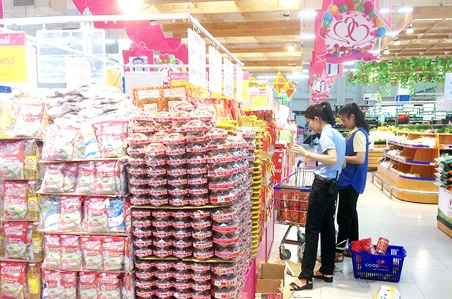 HCM City to ensure food safety steady prices during Tết