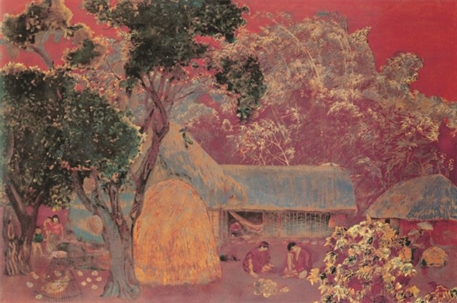 Hong Kong Auction House pulls suspected fake Vietnamese painting from sale