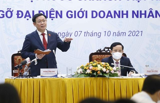 Businesses entrepreneurs – pioneers in industrialisation: Top legislator