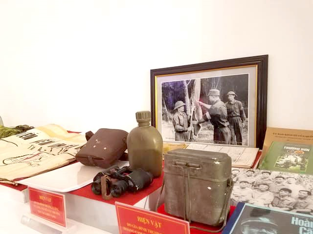 New museum aboutHồ Chí Minh Campaign opens in HCM City