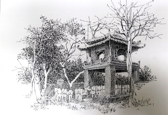 HàNộis historical sites brought to life
