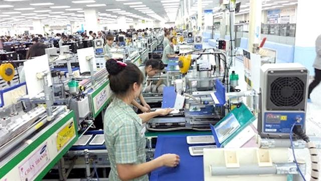 Electronics lead HCM City industrial revival