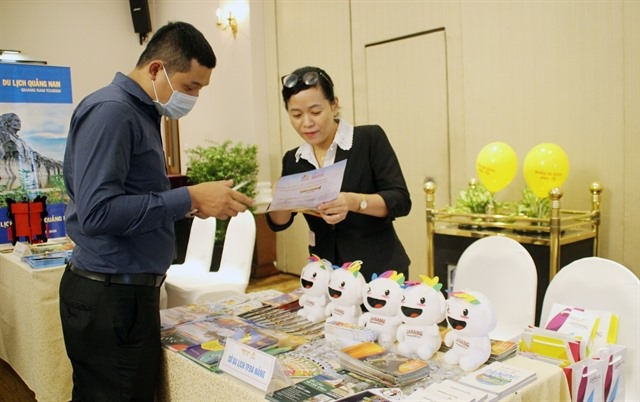 Central localities showcase tourism stimulus programmes in HCM City