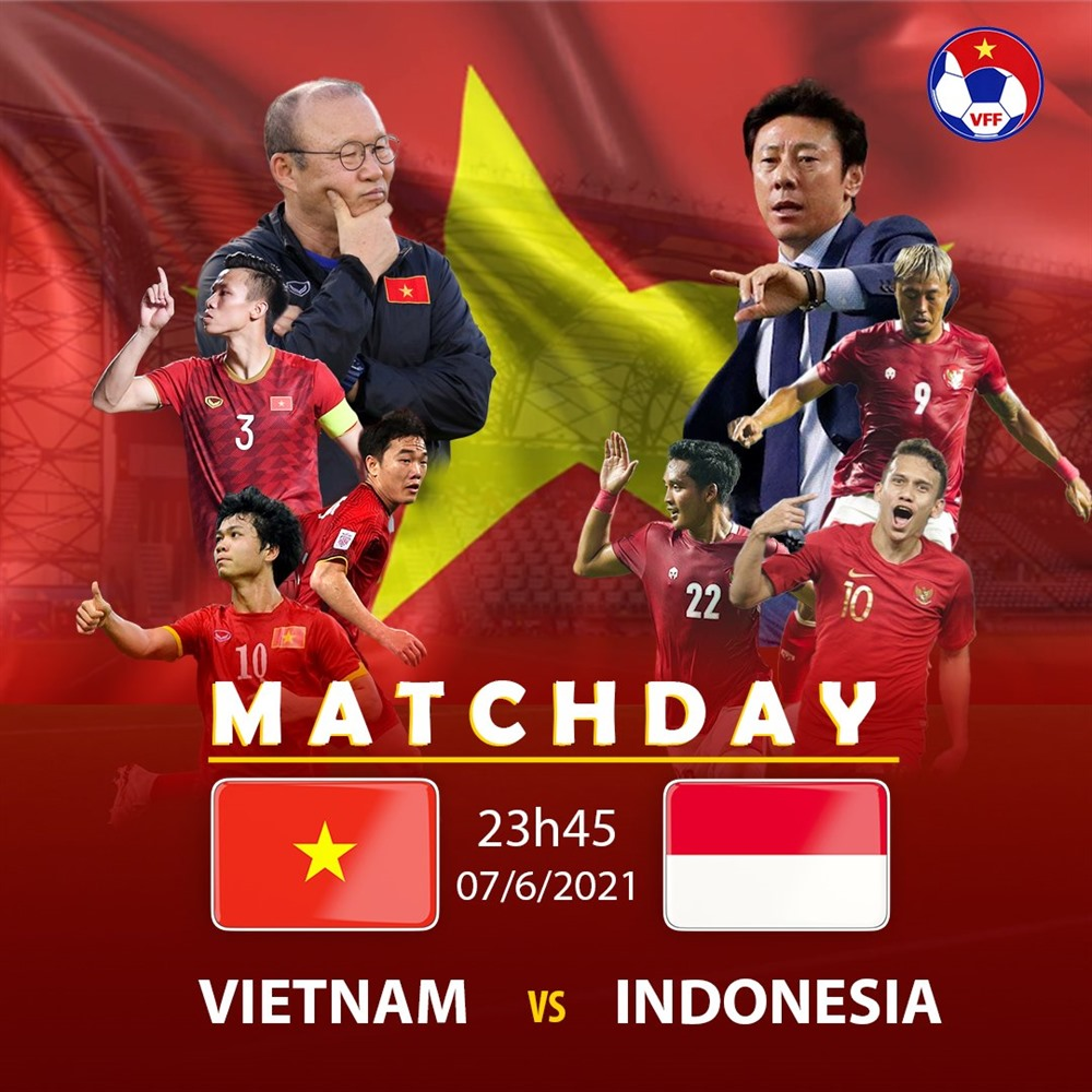 World Cup qualifiers live blog: Việt Nam-Indonesia