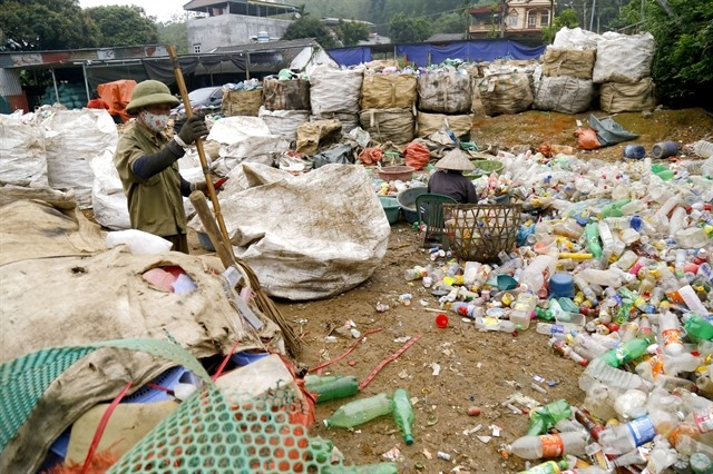 VN faces challenges in plastic wastecollection recycling