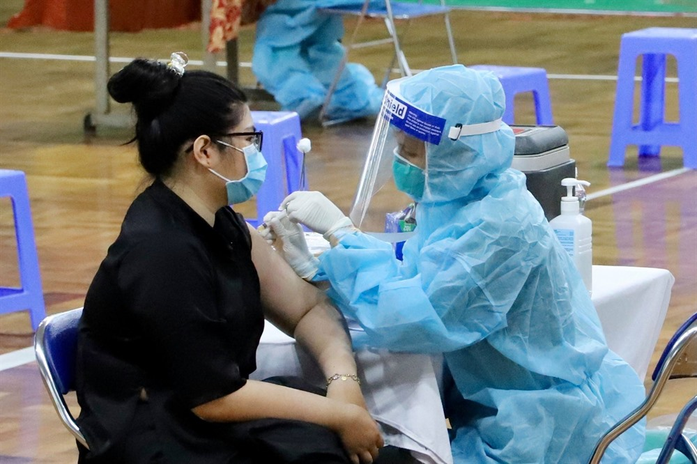 HCM City begins fifth round of vaccinationswith 930000 doses