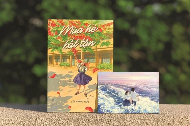 New Vietnamese comic book features teenagers struggles