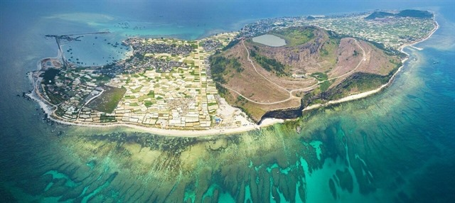 Lý Sơn Islands at risk from quakes volcanic eruptions