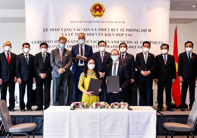 TT and Ørsted signMoU on strategic collaboration for offshore wind projects in Việt Nam