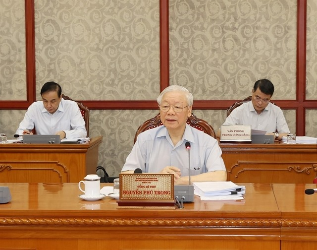 Corruption fight must link with preventionof misconduct: Party chief