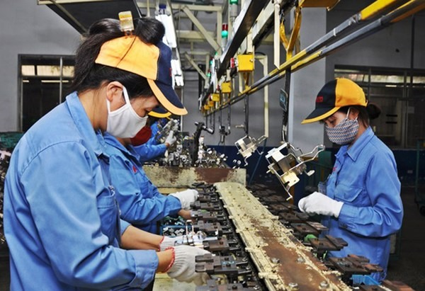 Vĩnh Phúcdevelopssupporting industries
