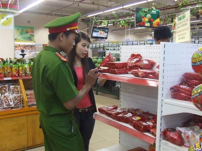 Weekly Hà Nội food checks ordered