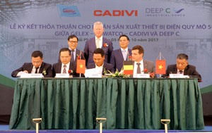 NEW INDUSTRIAL ZONE OF DEEP C NEAR LẠCH HUYỆN PORT FOCUSES ON AUTOMOTIVE SUPPLIERS, LOGISTICS AND GENERAL INDUSTRIES