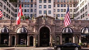 Regent combines luxury and harmonises conflicting elements