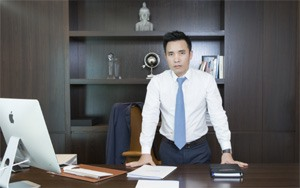 Le Manh Thuong Businessman - Business is not only a passion