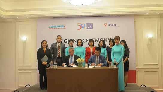 ABBANK joins ADB's trade finance programme