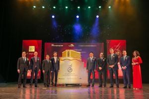 Hongkong Land and the landmark 63 Ly Thai To building