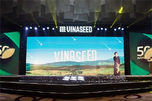 Vinaseed – 50 years in companionship with Vietnamese agriculture