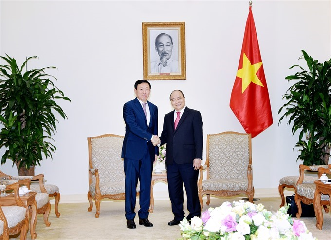 Lotte promises best places to live in Viet Nam