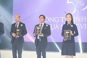Hậu Giang Pharmaceutical: driving business by improving product quality